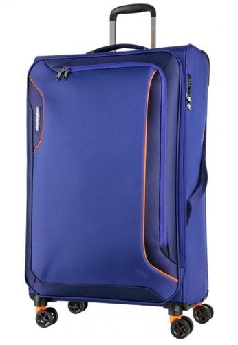 American Tourister blue American Tourister Applite 3.0S Spinner 82/31 Exp TSA A8871AC6D9FF60GS_1