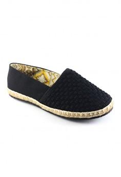 Habi Footwear Women's Classic Espadrilles - Black