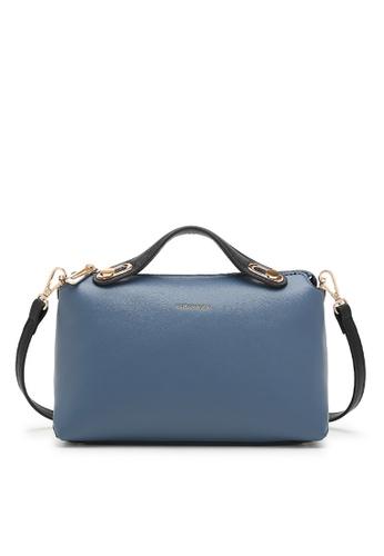 Volkswagen blue Women's Hand Bag / Top Handle Bag A3B32AC66187C7GS_1