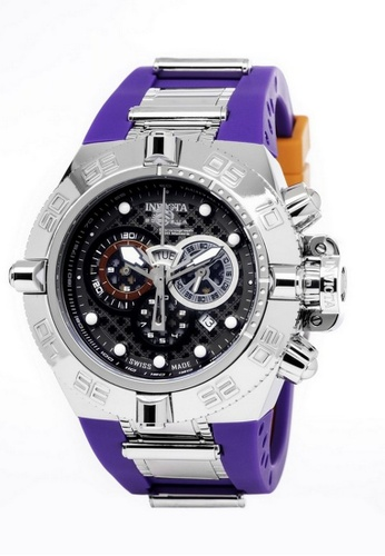 INVICTA silver Invicta Subaqua Men Swiss Quartz Chronograph 50mm Diving Watch 19481 C702FAC977B40AGS_1