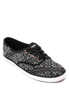 Needle Point Sneakers