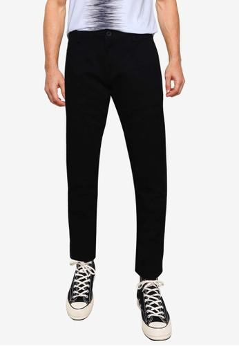 Fidelio black 430 Slim Fit Chinos D4FCCAAB62A8DFGS_1