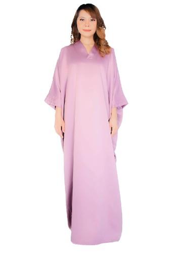SARIMA purple Kaftan Malaiqa Lilac Ungu 8470EAAD79AE9EGS_1