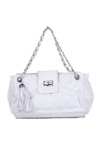 Vince white Luxury Women Shoulder Bag VI456AC42KCZMY_1