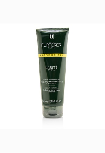Rene Furterer RENE FURTERER - 雪亞脂保濕亮澤髮膜 - 乾燥髮質 Karite Hydra Hydrating Ritual Hydrating Shine Mask (營業用產品) 250ml/8.7oz 63611BE47D6C7EGS_1