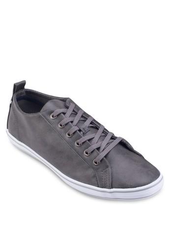 Grey Plimsolls,esprit hk 鞋, 鞋