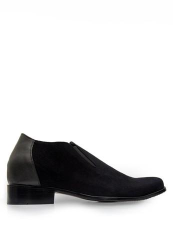 Keeve black Keeve Shoes Peninggi Badan Formal 115- Hitam 0737ESH2C6ACADGS_1