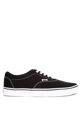 VANS black Doheny Sneakers 44279SHDA4EE1AGS_1