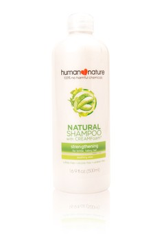 Natural Strengthening Shampoo In Soothing Aloe