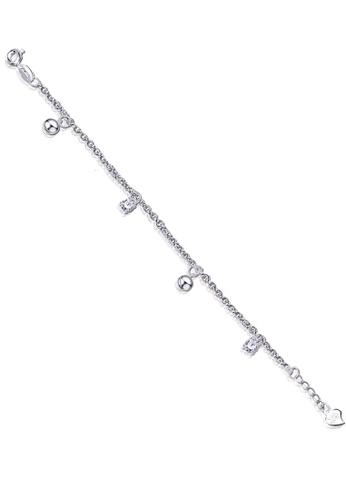 SC Tom Silver silver Stone Bracelet/92.5 Bracelet with Stone SC872AC0K2WUPH_1