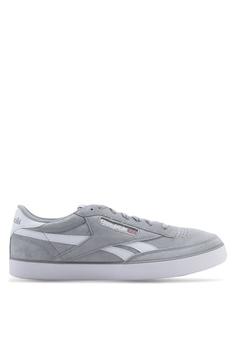 58447a16a92c Reebok grey Classic Mid Revenge Plus MU Shoes 3E7ABSH5C85197GS_1