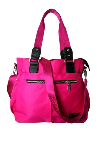 68723c3ff82 Shop Lucky JX Candy Waterproof Shoulder Bag Online on ZALORA Philippines