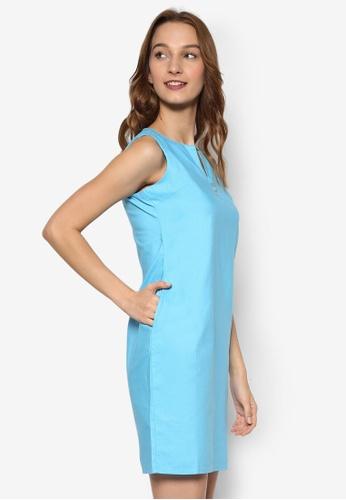 Chanira blue Amy Dress CH087AA88HSTMY_1
