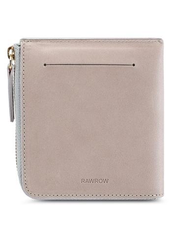 Rawrow beige Zip 190 Wallet 09689ACC25BC37GS_1