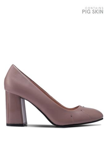 BETSY beige Classic Pump Heels 3C6FDSH6821CB7GS_1