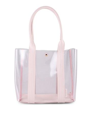 Milliot & Co. 紫色 Serena Totes Bag 9415FACF06B189GS_1