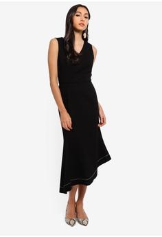 1bcfa24b2 Dressing Paula Asymmetrical Roma Midi Dress RM 169.90. Sizes XS S M L XL