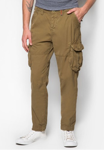 esprit hk基本款工人褲, 服飾, 直筒褲