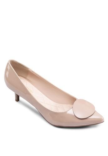 esprit outlet 香港Kimberline 尖頭高跟鞋, 女鞋, 高跟鞋