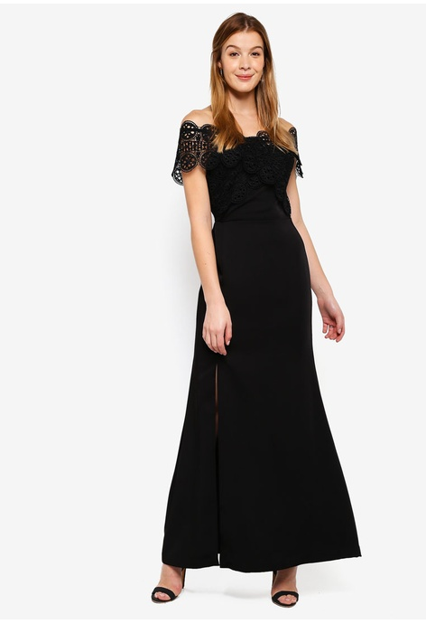 Buy Evening Dress Online Zalora Malaysia