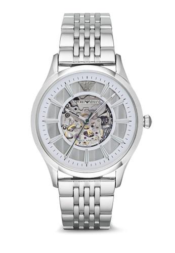 Emporio Armani silver Armani Stainless Steel Watch AR1945 AR024AC37NJAMY_1