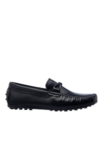 Obermain black Obermain Men's Charles Paco Loafer Black 5AE92SHEE73DA7GS_1