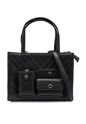 nose black Multi Compartment Tote Bag C4437AC14852D3GS_1