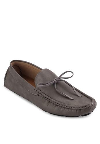 蝴蝶結飾zalora 衣服評價樂福鞋, 鞋, 船型鞋