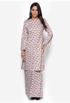 Baju Kurung Pahang Shania