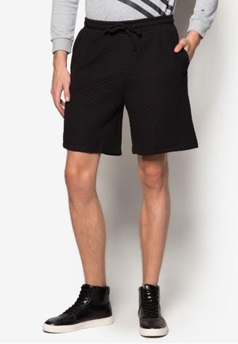 菱格紋esprit sg短褲, 服飾, 服飾