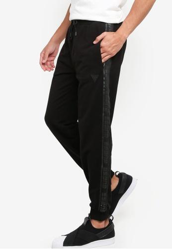 GUESS black Guess Active Long Sweatpants 945DFAADE506F8GS_1