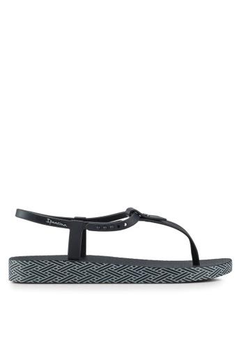 e7e6fb5f42f Ipanema black Ipanema Bossa Soft Sandal Flip Flops F5F51SH60DE11EGS 1.  CLICK TO ZOOM