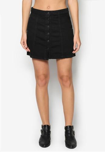 Florenesprit女裝ce Denim Skirt, 服飾, 服飾