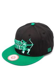 Bleed Green Archer Cap