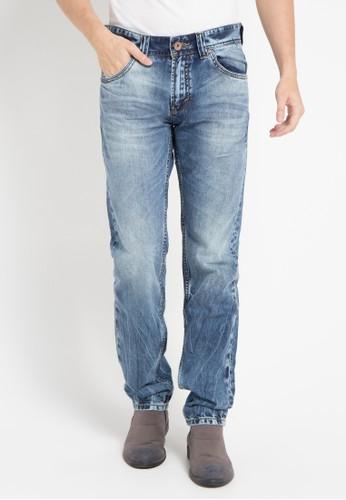 Lois Jeans blue Long Pant Denim LO391AA0WOZKID_1