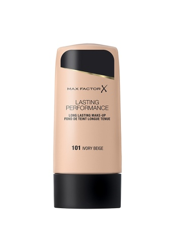 Max Factor beige Lasting Performance Foundation in Ivory Beige MA723BE05VKWPH_1