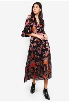 c1fb4dce4a 30% OFF Miss Selfridge Burnout Floral Maxi Dress HK  800.00 NOW HK  556.90  Sizes 6 8 10 12. Miss Selfridge black Petite ...
