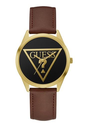 Guess Watch brown Guess Jam Tangan Wanita Analog W1144L2 B417EAC736FC09GS_1