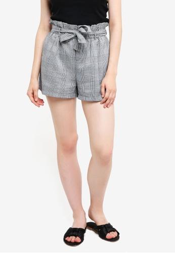 Factorie multi Paperbag Tie Shorts 76F5BAA92EBC88GS_1