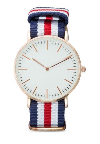 經典條紋esprit招聘圓錶, 錶類, 其它錶帶