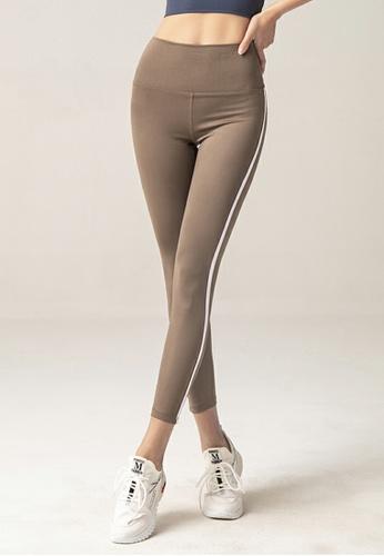 HAPPY FRIDAYS 高腰裸感運動緊身褲DK-JSK14 D1989AAA8FE1FCGS_1
