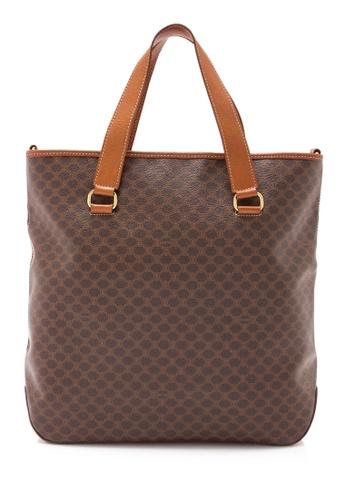 Celine brown Pre-Owned Celine Monogram Tote Bag B3FABAC8516290GS_1