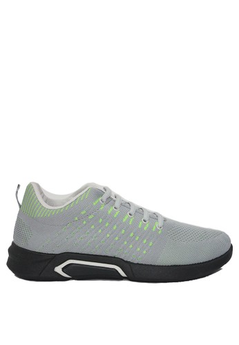 Dr. Kevin grey Dr. Kevin Men Sneakers 13377 - Grey 95277SH2C014C1GS_1