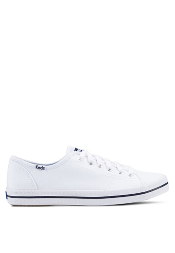 1130b01e7e433 Buy Keds Kickstart Seasonal Solid Sneakers Online on ZALORA Singapore
