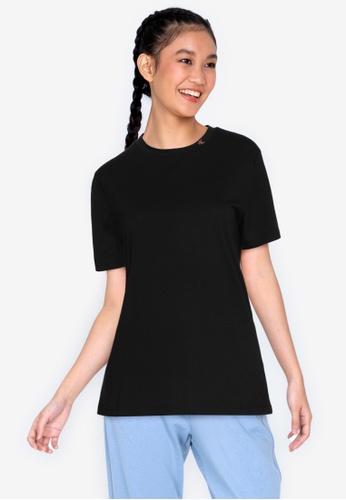 Calvin Klein multi Calvin Klein Jeans Round Neckline Logo Embroidered Short sleeve TShirt 1A89CAA0318F91GS_1