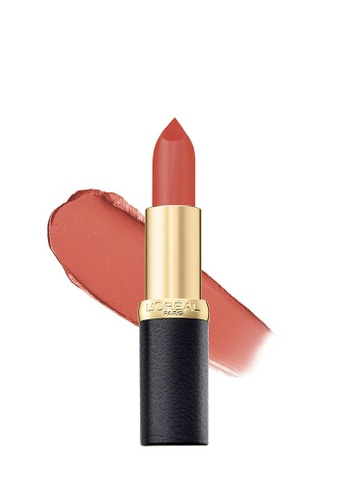 Buy Loral Paris Loral Paris Color Riche Matte Lipstick 286