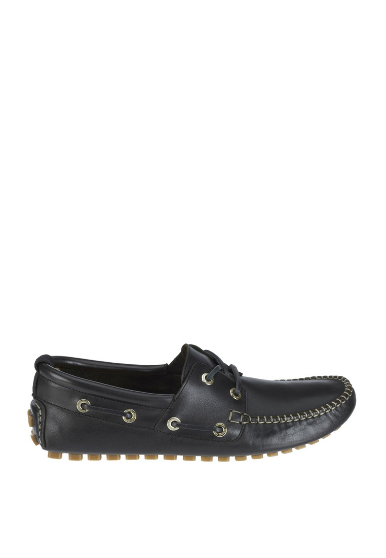 Mens Borden Two Eye Driving Shoes