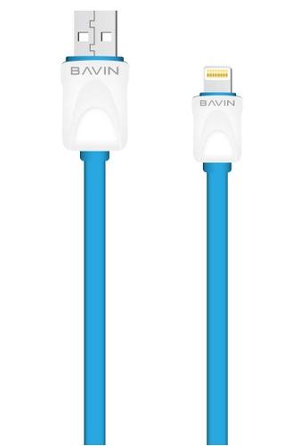 BAVIN blue Diamond Data Cable for IOS iPhone / iPad / iPod E24A2AC29067D3GS_1