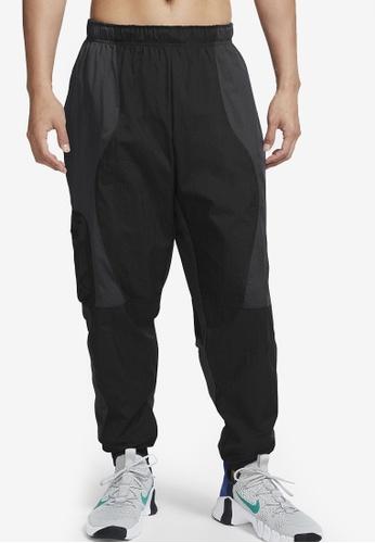 Nike black Men's Training Pants 64F3CAA3A65AD4GS_1