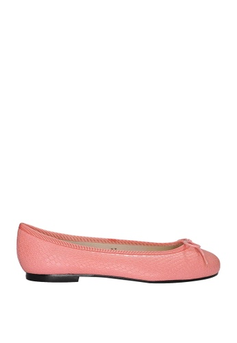 Covet pink French Sole Henrietta Ballet Flats CO331SH0JBSOPH_1
